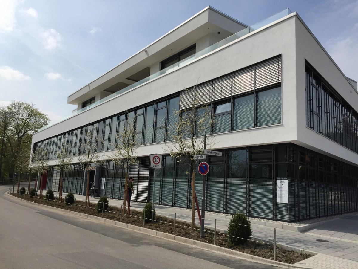 Neubau Wohn-/Geschäftshaus, Haagstr. 21  Friedberg