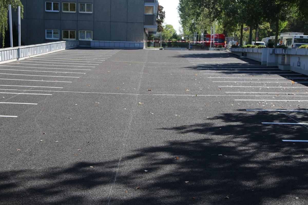 Parkdeck Haunstetter Straße Augsburg