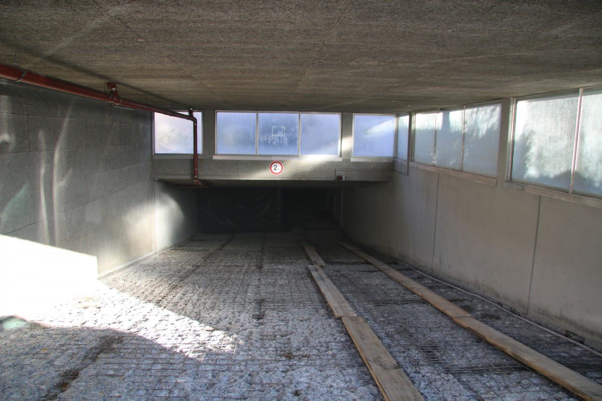 Tiefgarage Sperberstraße 2-32, Königsbrunn
