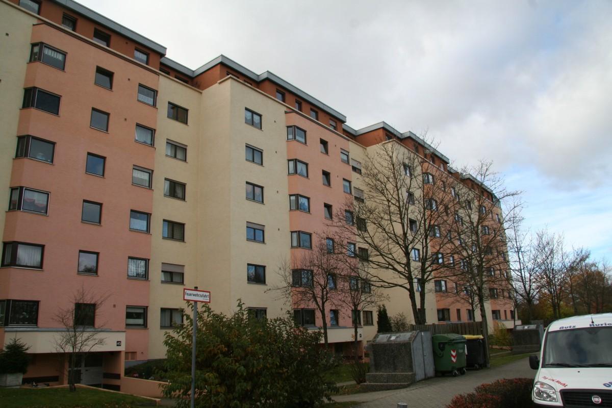 Wohnanlage Augsburger Straße 45-51 Königsbrunn
