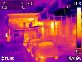 Wärme-/ Feuchteschutz